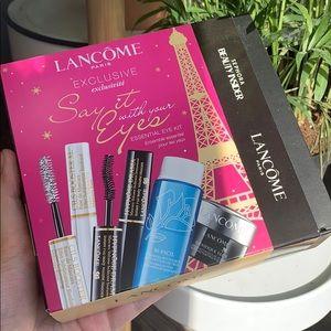 Lancôme essential eye kit from Sephora